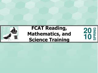 FCAT Reading, Mathematics, and Science Training