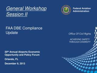 General Workshop Session II