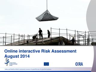 Online interactive Risk Assessment August 2014