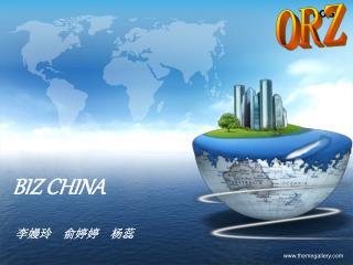 BIZ CHINA