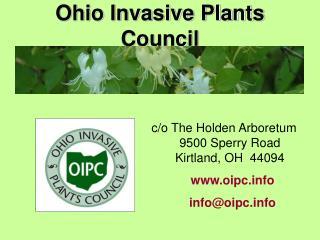 Ohio Invasive Plants Council