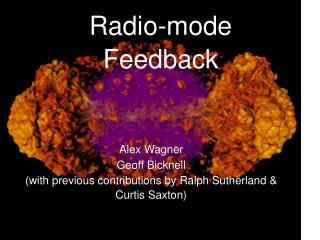 Radio-mode Feedback