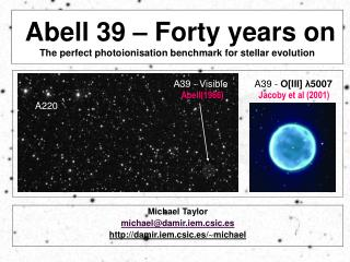 Abell 39 – Forty years on The perfect photoionisation benchmark for stellar evolution
