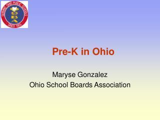 Pre-K in Ohio