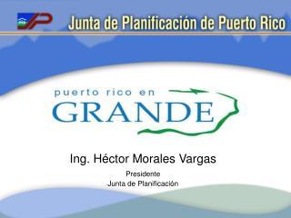Ing. Héctor Morales Vargas
