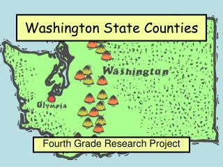 Washington State Counties