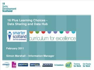16 Plus Learning Choices - Data Sharing and Data Hub
