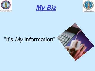 �It�s  My  Information�