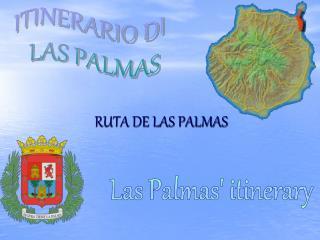RUTA DE LAS PALMAS