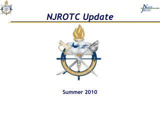 NJROTC Update