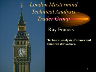 London Mastermind Technical Analysis Trader Group