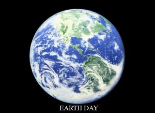 E EARTH DAY