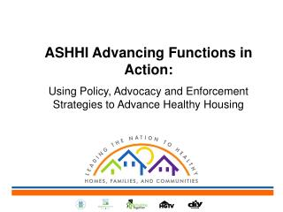 ASHHI Advancing Functions in Action: