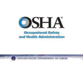 OSHA Update