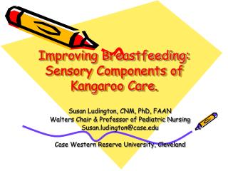 Improving Breastfeeding:  Sensory Components of Kangaroo Care.