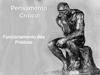 Pensamento Crítico