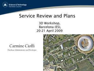 Service Review and Plans