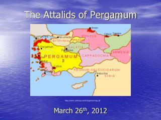 The Attalids of Pergamum