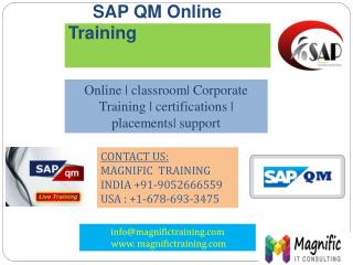 sap qm online training in canada