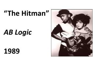 """The Hitman"" AB Logic 1989"