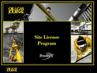 Site License Program