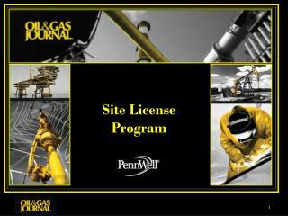 Site License Program