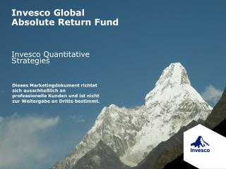 Invesco Global Absolute Return Fund