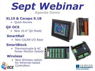 Sept Webinar