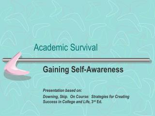 Academic Survival