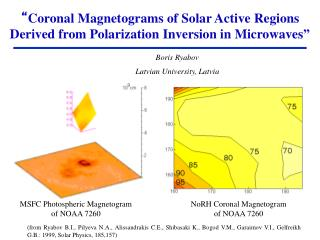 """ Coronal Magnetograms of Solar Active Regions Derived from Polarization Inversion in Microwaves"""