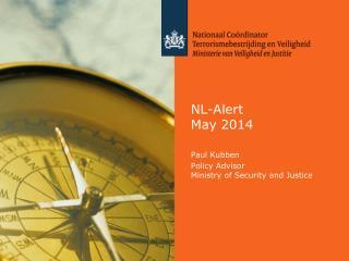 NL-Alert May  2014