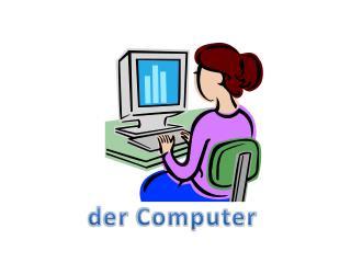 d er  Computer