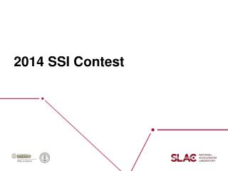 2014 SSI Contest