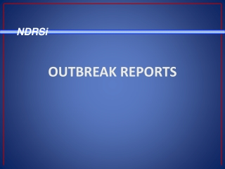 Outbreak Investigation