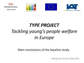 TYPE PROJECT Tackling young's  people  welfare  in Europe