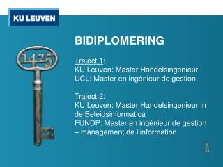 B idiplomering HIR / HIRB