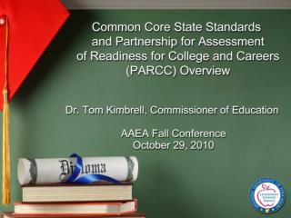 Main  Principles  of Common Core State Standards (CCSS)