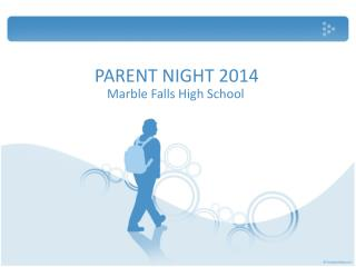 PARENT NIGHT 2014
