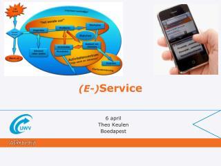 (E-) Service