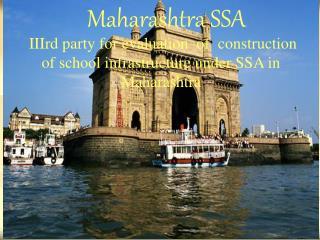 Maharashtra SSA