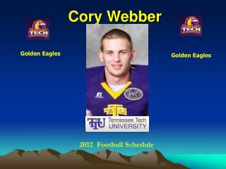 Cory Webber
