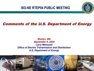 ISO-NE RTEP04 PUBLIC MEETING