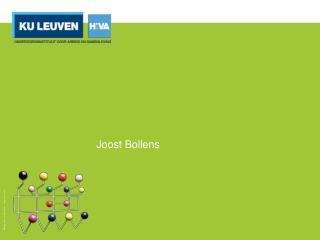 Joost Bollens