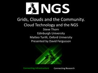 NeSC, University of Edinburgh
