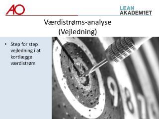 V�rdistr�ms-analyse (Vejledning)
