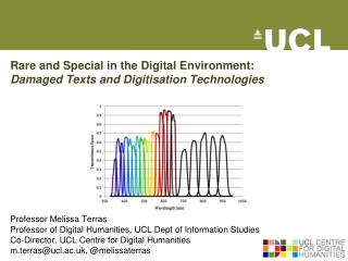 Rare and Special in the Digital Environment:  Damaged Texts and Digitisation Technologies
