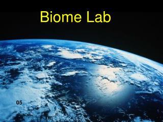 Biome Lab