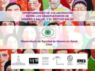 Observatorio de Equidad de Género en Salud