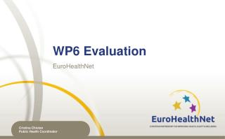 WP6 Evaluation