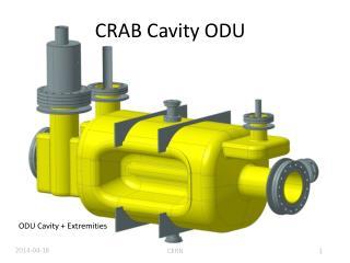 ODU  Cavity  +  Extremities